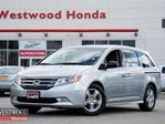 2011 Honda Odyssey Touring Honda Certified Warranty until Aug 2017 in Port Moody, British Columbia