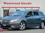 2013 Honda Odyssey Touring Honda Certified Warranty until July 2019 in Port Moody, British Columbia