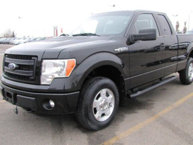 2014 ford f 150 4wd supercab stx bluetooth a c edmonton sherwood park alberta used car. Black Bedroom Furniture Sets. Home Design Ideas