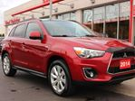 2014 Mitsubishi RVR GT- LEATHER+ BACKUP CAM+ PANORAMIC SUNROOF in Sudbury, Ontario image 3