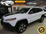 2016 Jeep Cherokee TRAILHAWK**NAVIGATION**PANORAMIC RF**4WD** in Vaughan, Ontario