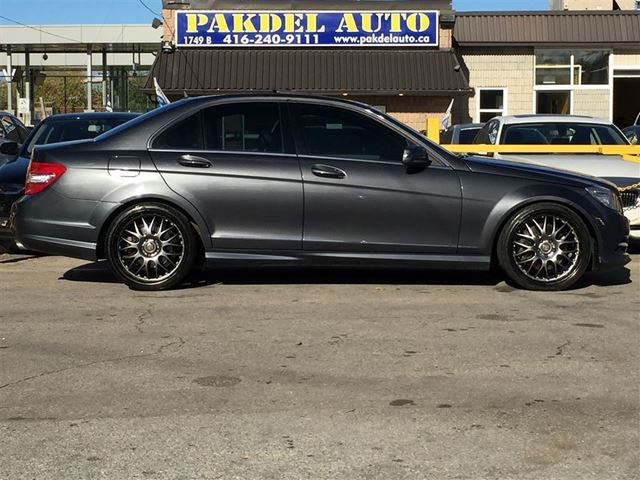 2011 mercedes benz c class c300 4matic executive pkg for Mercedes benz c300 rims