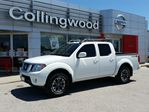 2016 Nissan Frontier PRO-4X LTR PKG *1 OWNER* in Collingwood, Ontario