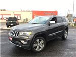 2015 Jeep Grand Cherokee LIMITED**LEATHER**NAVIGATION**SUNROOF** in Mississauga, Ontario