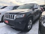 2012 Jeep Grand Cherokee OVERLAND**5.7L HEMI**LEATHER**NAVIGATION**SUNROOF* in Mississauga, Ontario