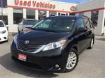2014 Toyota Sienna LTD 7-PASS FWD - 3 ZONE CLIMATE / HEATED FRONT SEA in Toronto, Ontario