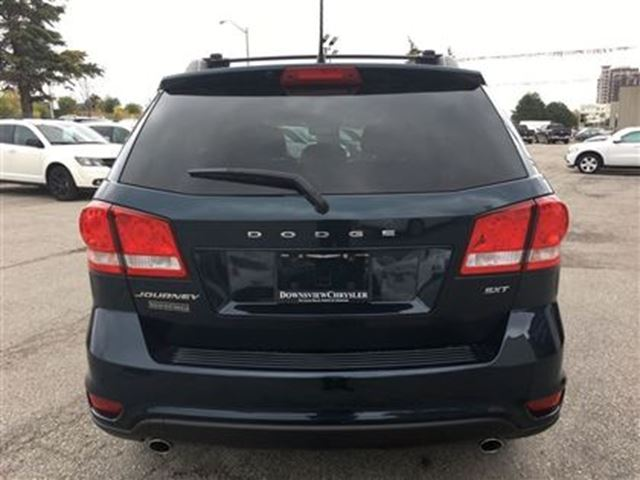 2015 dodge journey sxt 7 seater rear air alloys clean toronto ontario used car for sale. Black Bedroom Furniture Sets. Home Design Ideas