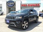 2015 Jeep Grand Cherokee Limited..$286 b/w+hst..$0 down..84m..4.9% in Toronto, Ontario
