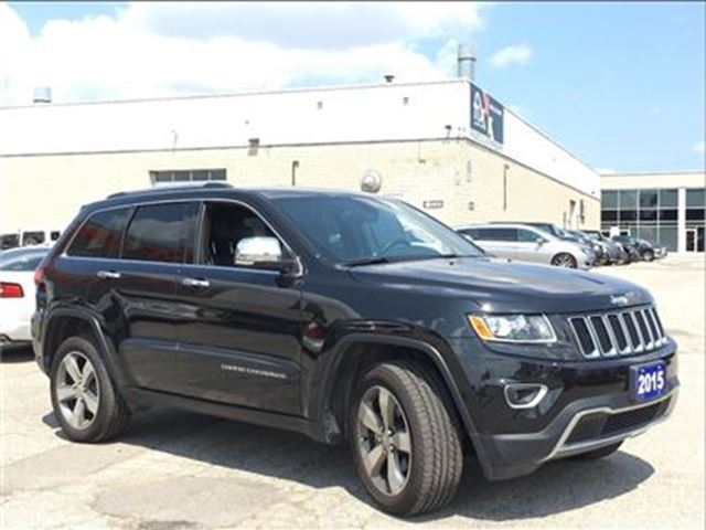 2015 jeep grand cherokee limited navi rear camera 20 wheels remot in. Black Bedroom Furniture Sets. Home Design Ideas