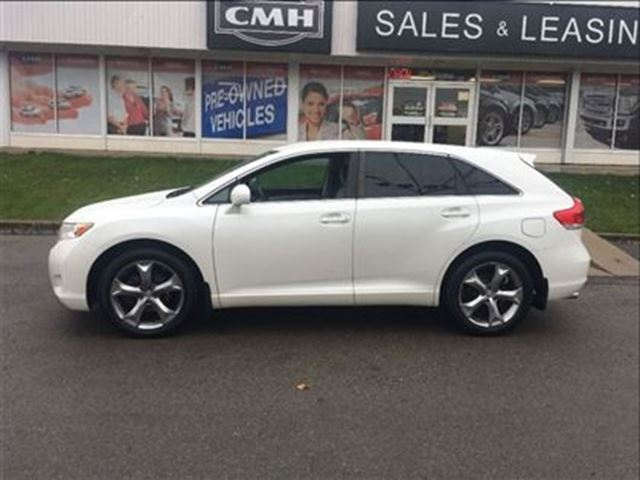 2011 toyota venza base v6 st catharines ontario used. Black Bedroom Furniture Sets. Home Design Ideas
