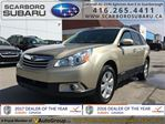 2010 Subaru Outback LIMITED PKG,  FROM 1.9% FINANCING AVAILABLE, PLEAS in Scarborough, Ontario