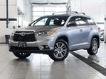 2015 Toyota Highlander AWD XLE with Navigation in Kelowna, British Columbia