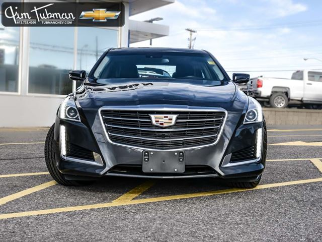 2016 cadillac cts 3 6l luxury collection ottawa ontario used car for sale 2622067. Black Bedroom Furniture Sets. Home Design Ideas