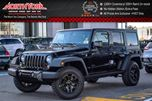 2017 Jeep Wrangler Unlimited Willys Wheeler in Thornhill, Ontario