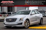 2016 Cadillac ATS Luxury Collection AWD Sunroof Leather BOSE BackUp Cam HTD Frnt Seats in Thornhill, Ontario