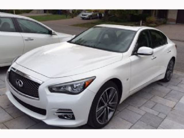 2015 infiniti q50 awd limited mississauga ontario used car for sale 2622372. Black Bedroom Furniture Sets. Home Design Ideas