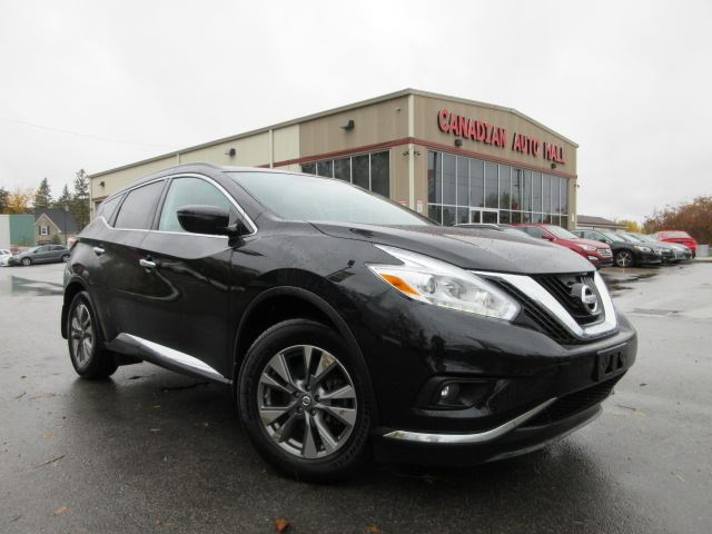 2016 nissan murano sv awd roof bt camera 30k stittsville ontario car for sale 2622312. Black Bedroom Furniture Sets. Home Design Ideas