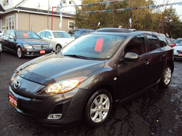 2010 mazda mazda3 cruise control sunroof mags new brakes all around ottawa ontario. Black Bedroom Furniture Sets. Home Design Ideas