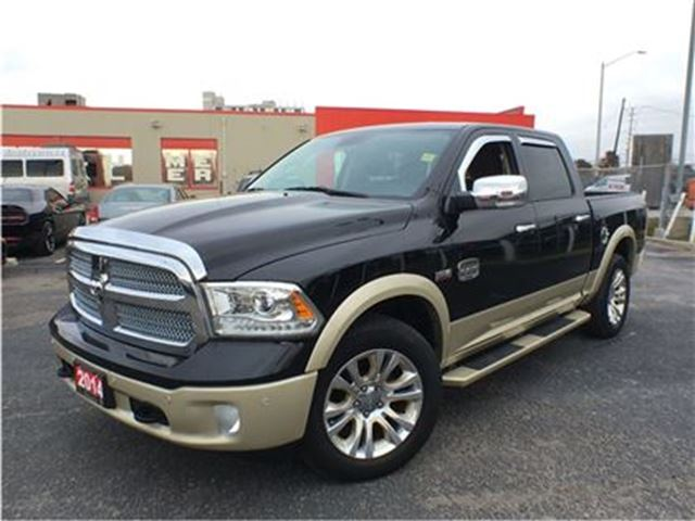 2014 dodge ram 1500 longhorn 5 7l hemi leather navigation bluetoot mississauga ontario. Black Bedroom Furniture Sets. Home Design Ideas