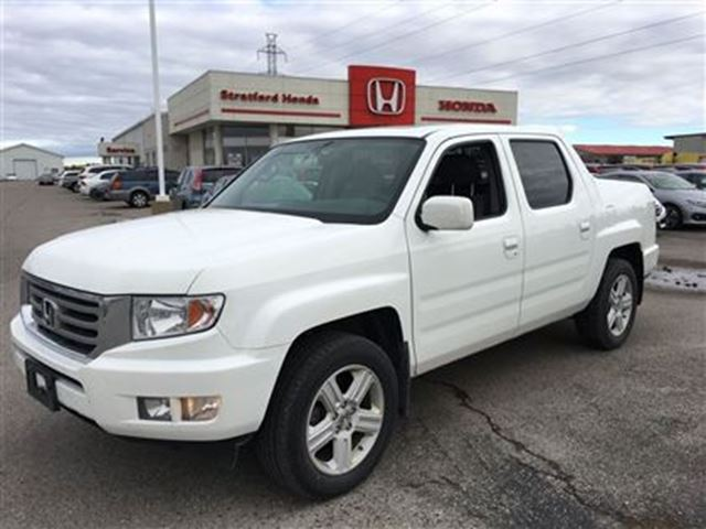 2013 honda ridgeline touring stratford ontario used car. Black Bedroom Furniture Sets. Home Design Ideas