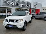 2016 Nissan Frontier PRO-4X with LEATHER PACKAGE *1 OWNER* LIKE NEW!!! in Collingwood, Ontario