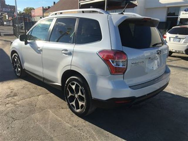 2014 Subaru Forester 2 0xt Limited Pkg From 1 9