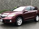 2014 Acura RDX Base w/Technology Package in North Vancouver, British Columbia