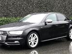 2013 Audi S4 3.0T (S tronic) in North Vancouver, British Columbia