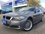 2011 BMW 3 Series 328i XDRIVE  LEATHER  NAVI  ROOF  NO CLAIM in Oakville, Ontario