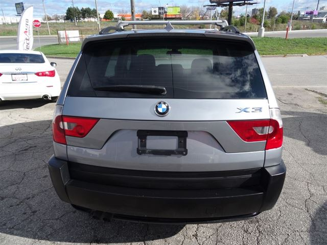 2005 bmw x3 toronto ontario used car for sale 2622513. Black Bedroom Furniture Sets. Home Design Ideas