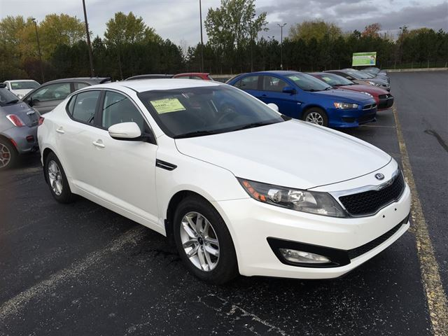 2013 kia optima lx cayuga ontario used car for sale 2622912. Black Bedroom Furniture Sets. Home Design Ideas