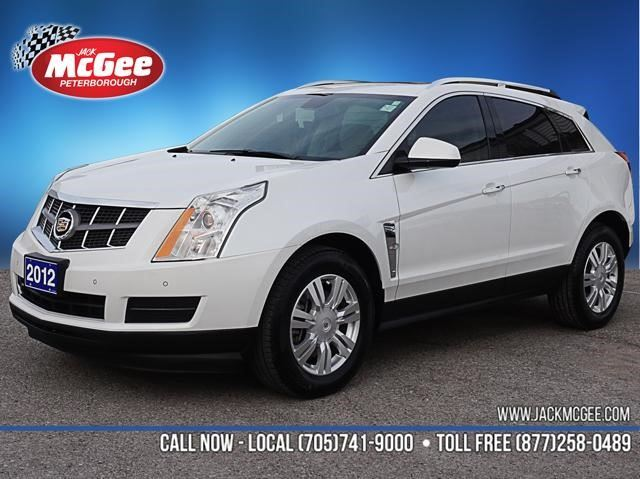 2012 Cadillac SRX Luxury in Peterborough, Ontario