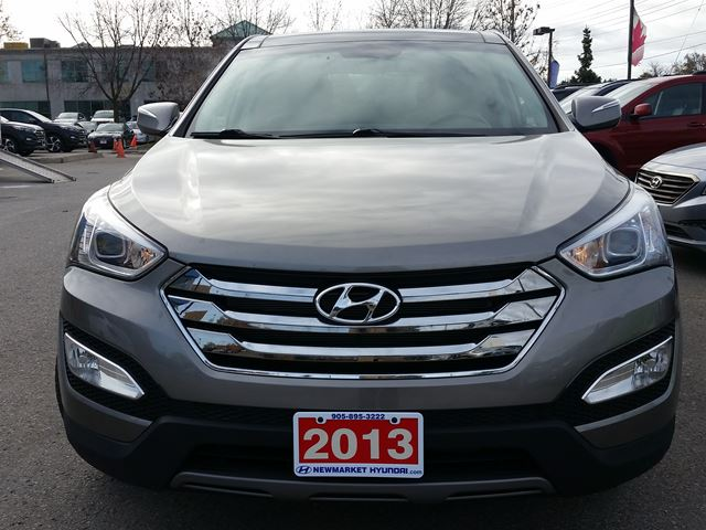 2013 hyundai santa fe luxury newmarket ontario used car for sale 2623080. Black Bedroom Furniture Sets. Home Design Ideas