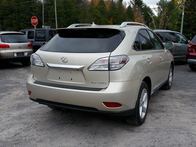 2012 lexus rx 350 rockland ontario used car for sale 2623536. Black Bedroom Furniture Sets. Home Design Ideas