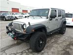 2007 Jeep Wrangler UNLIMITED**X PACKAGE**MICKEY THOMPSON TIRES**AFTER in Mississauga, Ontario