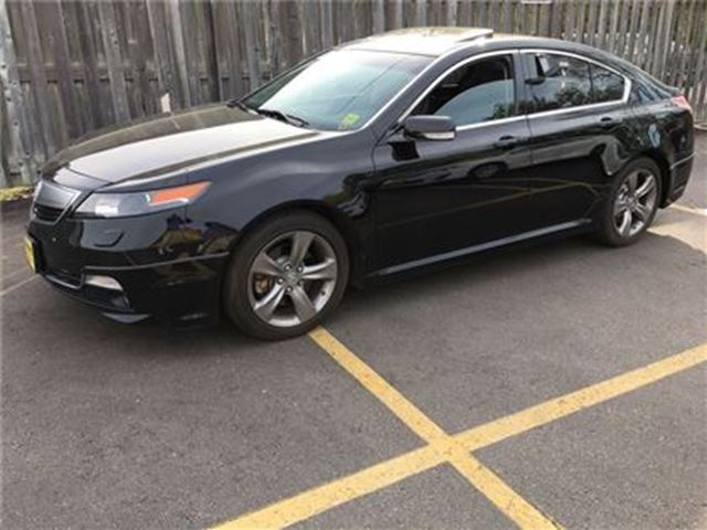 2014 acura tl tech package a spec navigation leather sunroof burlington ontario used car. Black Bedroom Furniture Sets. Home Design Ideas