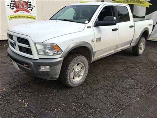Used Dodge Ram 2500 For Sale In Toronto Autos Post