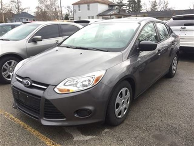 2014 ford focus s caledonia ontario used car for sale. Black Bedroom Furniture Sets. Home Design Ideas
