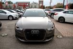 2012 Audi A6 3.0 Premium CERTIFIED & E-TESTED!**FALL SPECIAL!** in Mississauga, Ontario