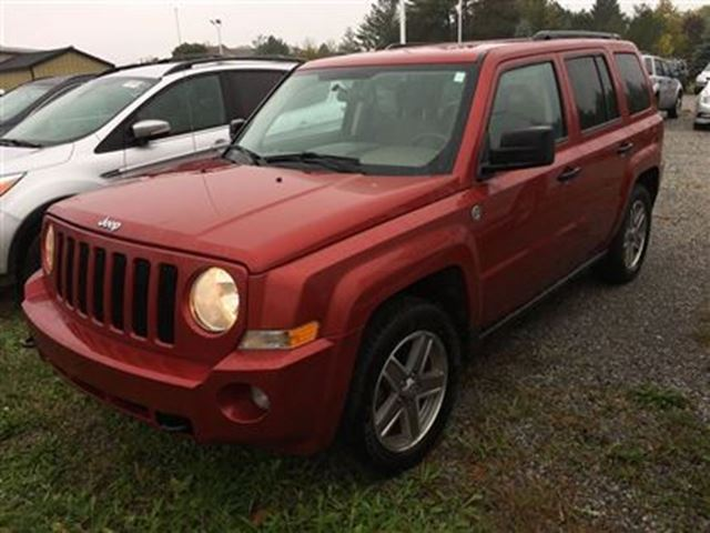 2007 jeep patriot sport fonthill ontario used car for. Black Bedroom Furniture Sets. Home Design Ideas