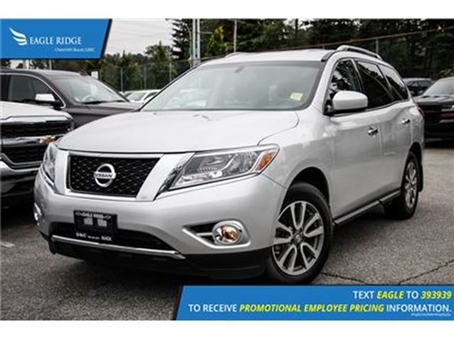 2016 Nissan Pathfinder - in Coquitlam, British Columbia