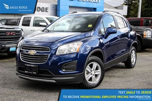 2016 chevrolet trax lt coquitlam british columbia used car for sale 2623456. Black Bedroom Furniture Sets. Home Design Ideas