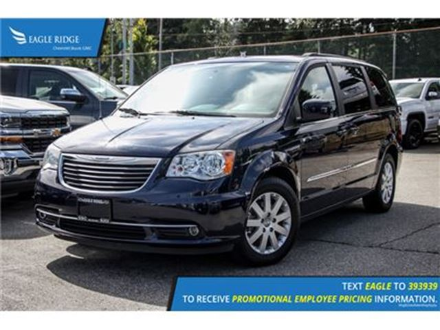 2015 CHRYSLER Town and Country Touring in Coquitlam, British Columbia