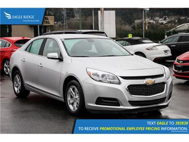 2016 chevrolet malibu lt coquitlam british columbia used car for sale 2623500. Black Bedroom Furniture Sets. Home Design Ideas