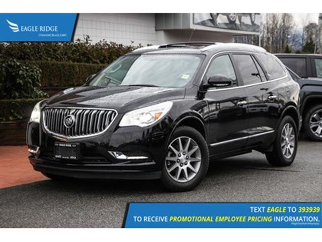 buick enclave leather coquitlam british columbia used car for sale. Black Bedroom Furniture Sets. Home Design Ideas