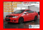 2013 Honda Civic SI HFP *Kit de jupe, GPS, Toit in Saint-Jerome, Quebec