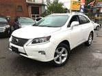2013 Lexus RX 350 Leather,Sunroof,HtdSeats,Bluetooth&ToyotaWarranty* in Toronto, Ontario