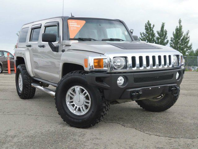 2007 HUMMER H3 Base in Edmonton, Alberta