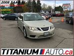 2008 Saab 9-3 2.0Turbo+Sunroof+Xenon Lights+Heated Leather Seats in London, Ontario