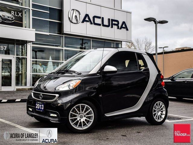 2013 Smart Fortwo passion cab in Surrey, British Columbia
